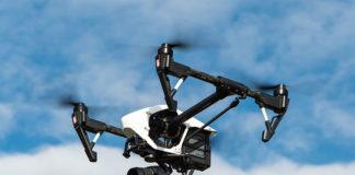 Kamera to za mało – czas na dron